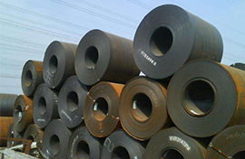Hot rolled (roll) plate