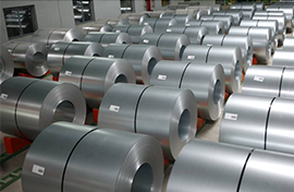 Hot-dip galvanized (aluminum) plate